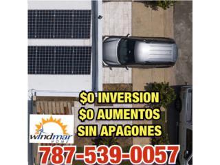 SISTEMA DE PLACAS SOLARES CON BATERIA TESLA, Windmar Home Cambiate a Solar Puerto Rico