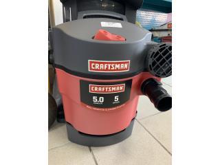 Craftsman Vacuum Cleaner 5.0 Peak H.P., La Familia Casa de Empeño y Joyería-Ave Piñeiro Puerto Rico