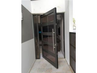 Puertas Pivots Variedad De Estilos, #1 SANTIAGO WINDOW & DOORS Puerto Rico