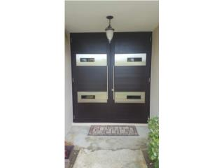 Puertas Dobles, #1 SANTIAGO WINDOW & DOORS Puerto Rico