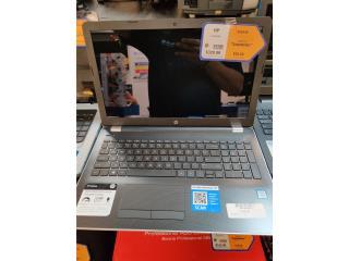 HP Laptop Corte i3 7th gen $299, La Familia Casa de Empeño y Joyería-Arecibo Puerto Rico