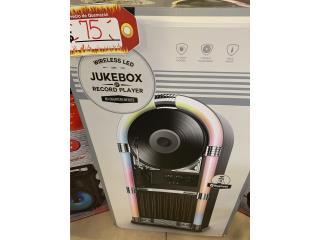 JUKEBOX RECORD PLAYER , La Familia Casa de Empeño y Joyería-Arecibo Puerto Rico