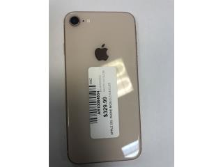 iPhone 8 64gb  CLARO, La Familia Casa de Empeño y Joyería-Arecibo Puerto Rico