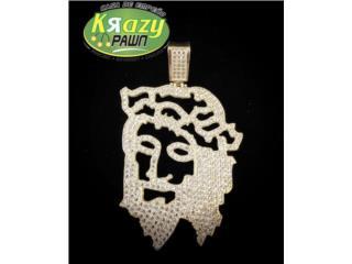 Cara de Cristo 10kt $380.00, Krazy Pawn Corp Puerto Rico