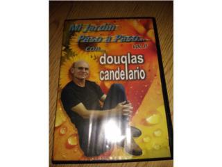 Douglas Candelario, Técnicas dvd, Blessed Imports Puerto Rico