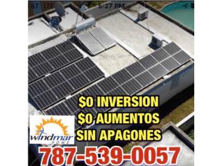 OLVIDA LOS APAGONES O AUMENTOS DE LUZ-$0 PTO, Windmar Home Cambiate a Solar Puerto Rico