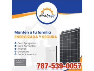 SE ACERCAN AUMENTOS EN LA AEE-$0 INVERSION , Windmar Home Cambiate a Solar Puerto Rico