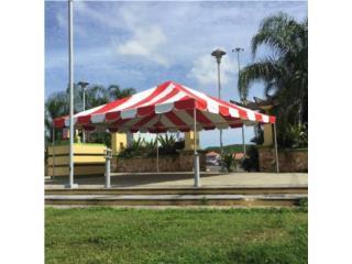 Carpa Industrial 20x20 , Agro Zone Manatí  Puerto Rico