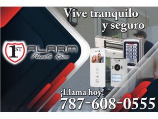 Combo Cerradura Magnética , 1ST ALARM PUERTO RICO  Puerto Rico