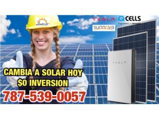CAMBIARTE A SOLAR ES GRATIS $0 INVERSION, Windmar Home Cambiate a Solar Puerto Rico