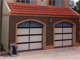 NUESTROS MODELOS EXCLUSIVOS DE LUJO, PUERTO RICO GARAGE DOORS INC. Puerto Rico