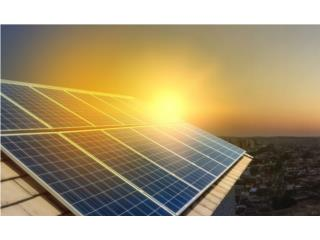 Carolina Puerto Rico Enseres Neveras, Programa Net M. Solar con bateria T