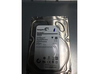 Discos Duros 500GB, 750GB, 1TB, 2TB, 3TB, 4TB, REPR CORP Puerto Rico