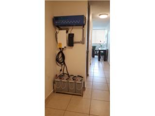 Sistema Back-up para apartamentos, PowerComm, Inc 7878983434 Puerto Rico
