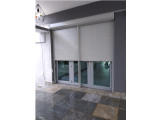 Roll up Shutters, SHUTTERS AND ALUMINUM Puerto Rico
