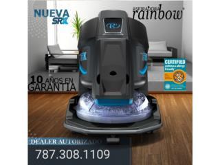 Aspiradora Rainbow SRX La Original , Aspiradoras Rainbow P.R Puerto Rico