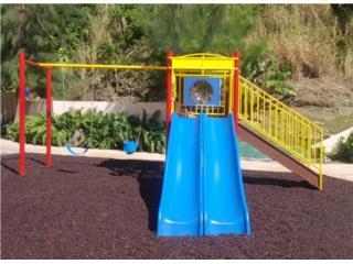 Equipo de Playground Modelo: PRO-STAR-2, Pro Fence Puerto Rico