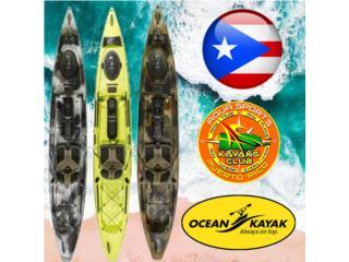 Trident13 Maquina de Pura Pesca y Aventura, AquaSportsKayaks Distributors PR 1991 7877826735 Puerto Rico