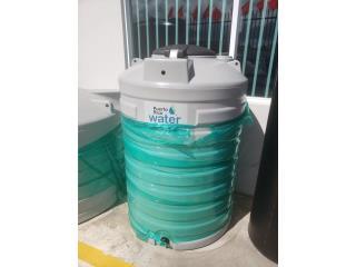 Cisterna 200 galones, Puerto Rico Water Puerto Rico