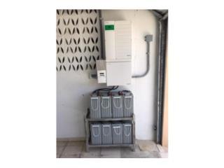 Ahorre con estos Generadores Solares, PowerComm, Inc 7878983434 Puerto Rico