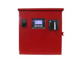 Jockey Pump Controller, Kineko Energy LLC Puerto Rico