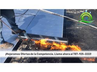 Rollos Membranas Asfalticas , CAL ONE ENTERPRISES 787-925-2222/ 787-635-2505 Puerto Rico