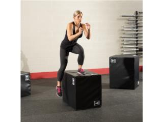 BODY-SOLID SOFT-SIDED PLYO BOX, AFFORDABLE FITNESS PR Puerto Rico