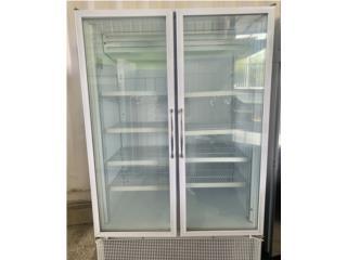 Freezer 2 puertas, KC WAREHOUSE Puerto Rico