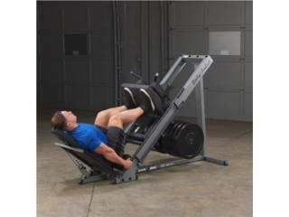 BODYSOLID LEG PRESS/HACK SQUAD MACHINE, AFFORDABLE FITNESS PR Puerto Rico