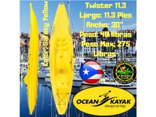 !! Twister con Asiento Super Comodo !!, AquaSportsKayaks Distributors PR 1991 7877826735 Puerto Rico