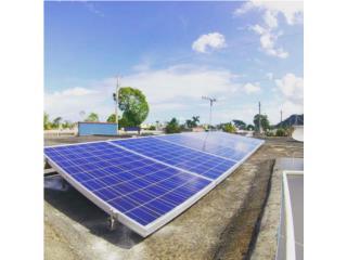 Placas solares 335w y 345w, PowerComm, Inc 7878983434 Puerto Rico