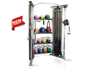 NUEVO! INFLIGHT FITNESS FUNCTIONAL TRAINER, PR Fitness Concepts Puerto Rico