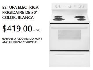 Estufa Electrica de 30