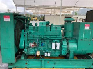 Planta Electrica Cummins Onan Trifasica, BJ Distributor Supply Puerto Rico