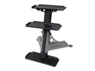 BODY-SOLID 3-TIER KETTLEBELL RACK, AFFORDABLE FITNESS PR Puerto Rico