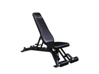BODY-SOLID ADJUSTABLE BENCH SFID425, AFFORDABLE FITNESS PR Puerto Rico