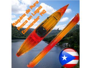 Liquidacion Commander 140 de Pesca, Caza , AquaSportsKayaks Distributors PR 1991 7877826735 Puerto Rico