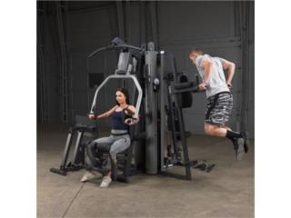 BODY-SOLID MULTISTATION - TWO STACK GYM. G9S, AFFORDABLE FITNESS PR Puerto Rico