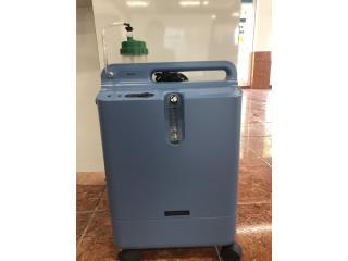 Máquina de oxígeno , La Familia Guayama 1  Puerto Rico