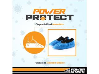 POWER PROTECT! FUNDAS DE CALZADO MÉDICO, POWER PROTECT Puerto Rico