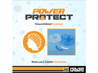 POWER PROTECT! REDES DESECHABLES PARA CABELLO, POWER PROTECT Puerto Rico