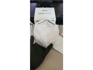 Mascara KN-95 / FDA / CE $1.50, Tech Factory Puerto Rico