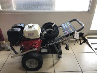 Maquina de Presión 3500lbs 4.8 gpm  Honda, DE DIEGO RENTAL Puerto Rico
