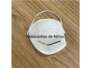 LAS MAS BUSCADAS MASCARILLAS DE Niños solo $1, MASCARILLASRUSH.COM Puerto Rico