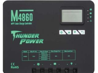 Controlador MPPT60 Amps , FIRST TECH SOLAR Puerto Rico