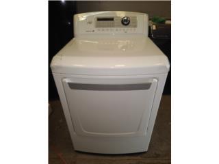 Secadora de Gas LG, Electro Appliance Puerto Rico