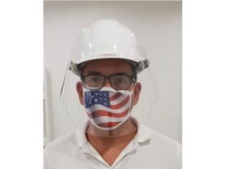 FACE SHIELD INDUSTRIAL - OSHA MADE IN USA , Tech Factory Puerto Rico
