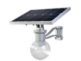 Lámpara solar estilo farol de 720 Lumens  , IslaSolarPR Puerto Rico