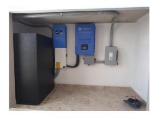 Sistema Solar Off-Grid ALTA CAPACIDAD, PowerComm, Inc 7878983434 Puerto Rico