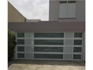 LAS MÁS GRANDE VARIEDAD EN MODELOS NUEVOS , PUERTO RICO GARAGE DOORS INC. Puerto Rico